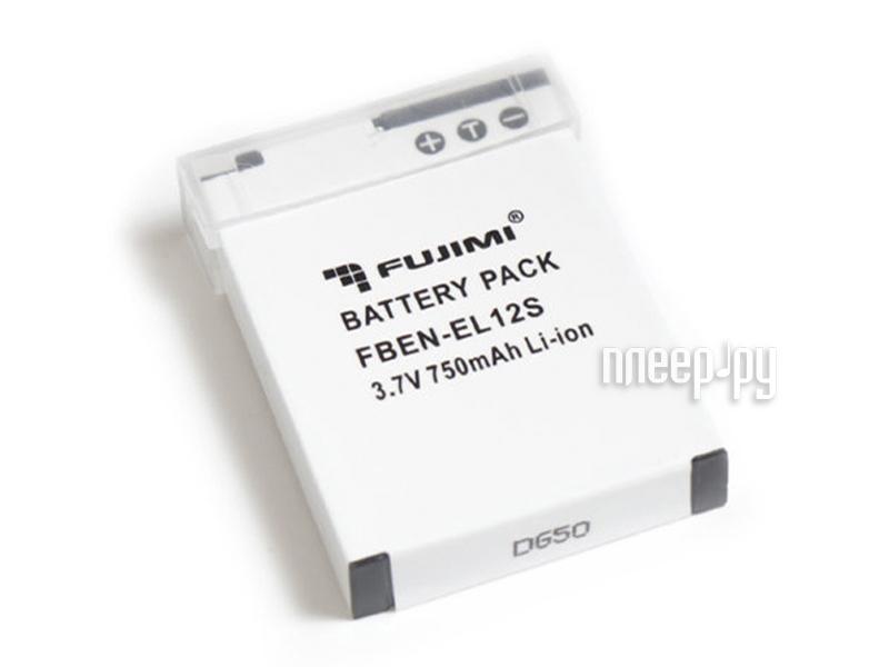 Аккумулятор Fujimi EN-EL12  Pleer.ru  274.000