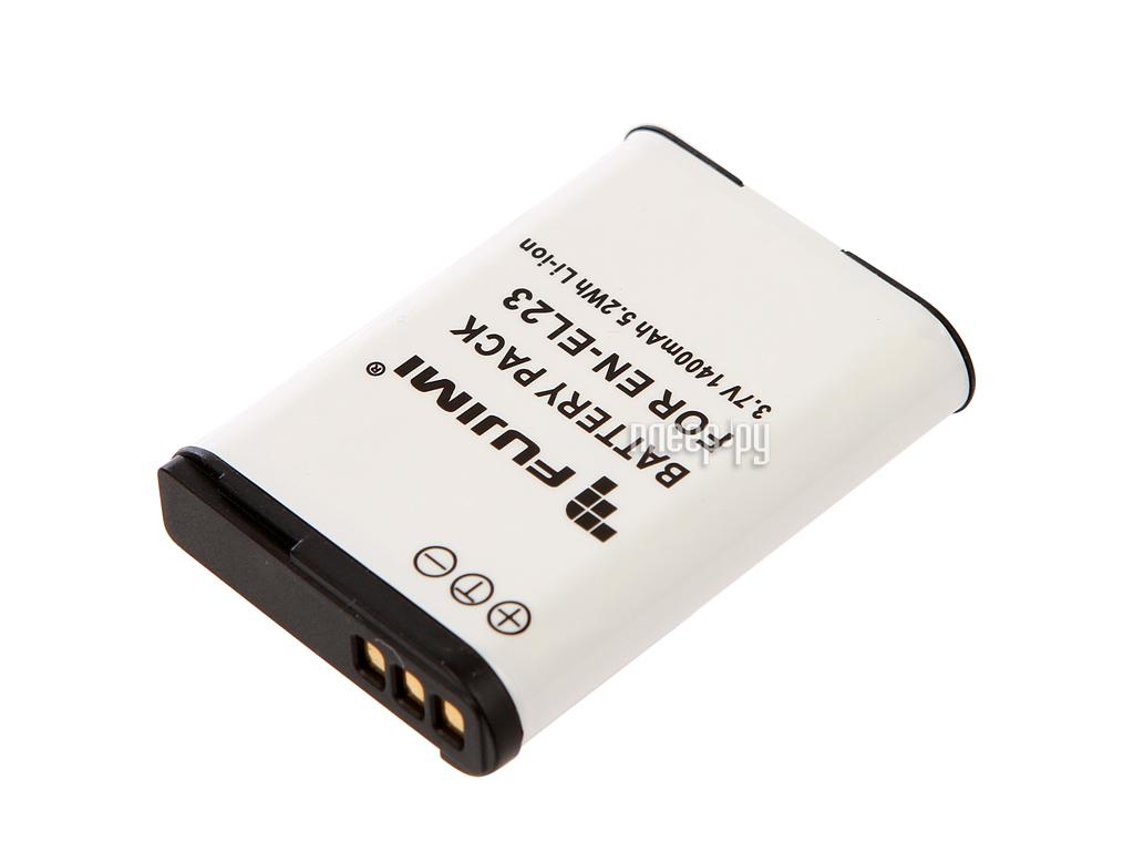 Аккумулятор Fujimi EN-EL23  Pleer.ru  828.000