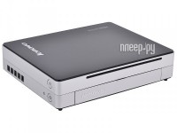 Lenovo IdeaCentre Q190 57319612 Black-Silver (Intel Core i3-3217U 1.8 Ghz/4096Mb/500Gb/Intel HD Graphics/GBLan+WiFi/Windows 8)