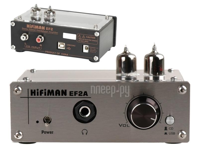 Усилитель HiFiMan EF2A  Pleer.ru  7099.000