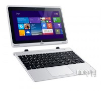 Acer Aspire Switch 10 64Gb SW5-012-12S0  Silver NT.L4TER.005 (Intel Atom Z3735F 1.3 GHz/2048Mb/64Gb/Wi-Fi/Bluetooth/Cam/10.1/1280x800/Windows 8.1)