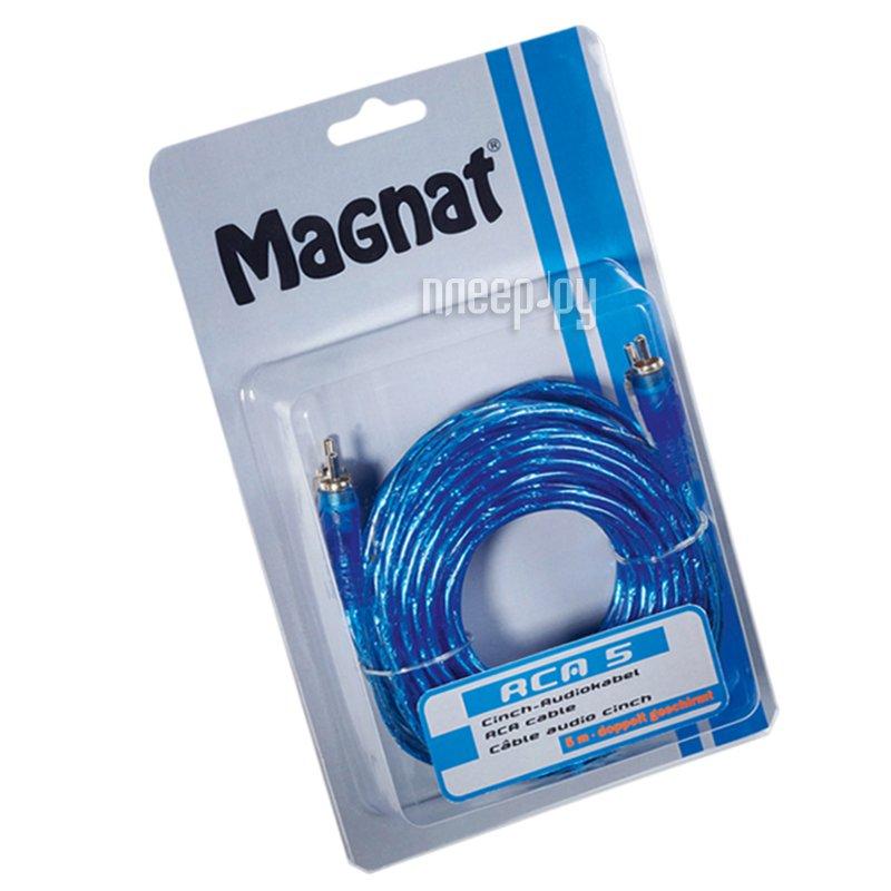 Аксессуар Magnat RCA-RCA 5m RCA 5  Pleer.ru  464.000