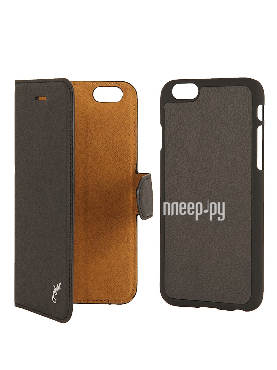 Аксессуар Чехол G-Case Prestige 2 в 1 for iPhone 6 4.7-inch Black GG-488  Pleer.ru  1250.000