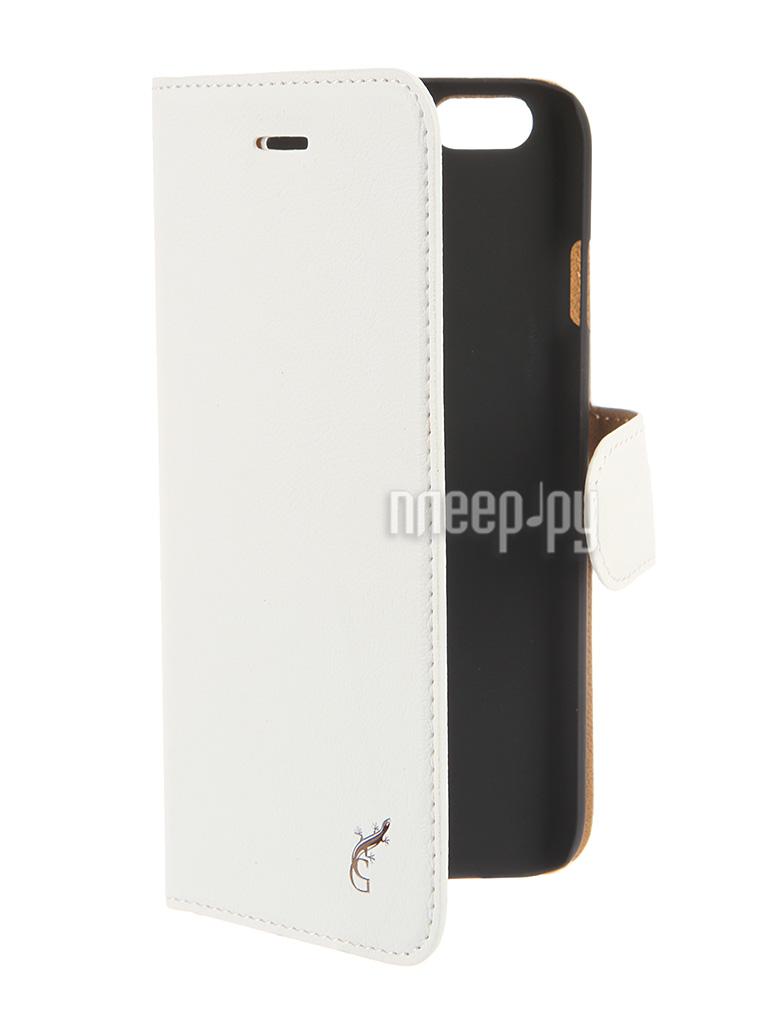 Аксессуар Чехол G-Case Prestige 2 в 1 for iPhone 6 4.7-inch White GG-490  Pleer.ru  1250.000