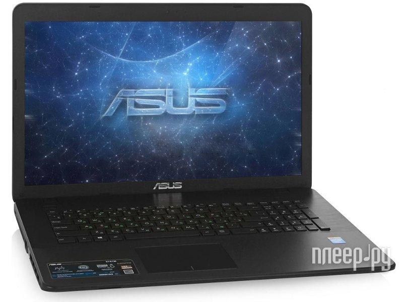 Ноутбук ASUS X751MA-TY119D 90NB0611-M01730 (Intel Celeron N2830 2.16 GHz/4096Mb/500Gb/DVD-ROM/Intel . Доставка по России