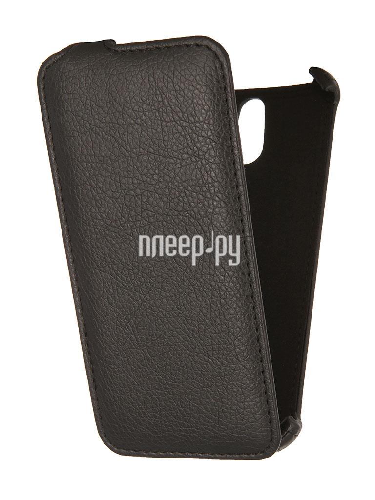 Аксессуар Чехол HTC One E8 Dual Sim Gecko Black  Pleer.ru  1000.000