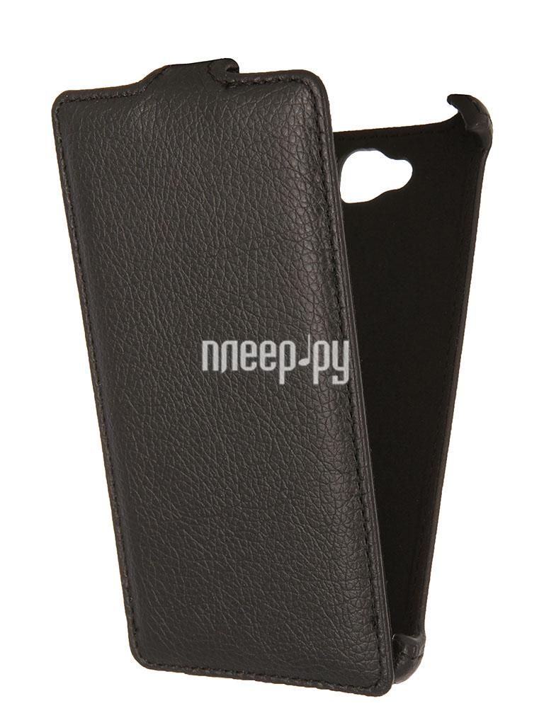 Аксессуар Чехол Huawei Honor 3C H30-U10 Gecko Black  Pleer.ru  1000.000