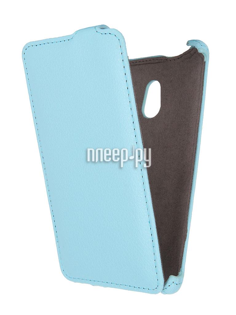 Аксессуар Чехол Nokia XL Dual Sim Gecko Blue  Pleer.ru  1000.000