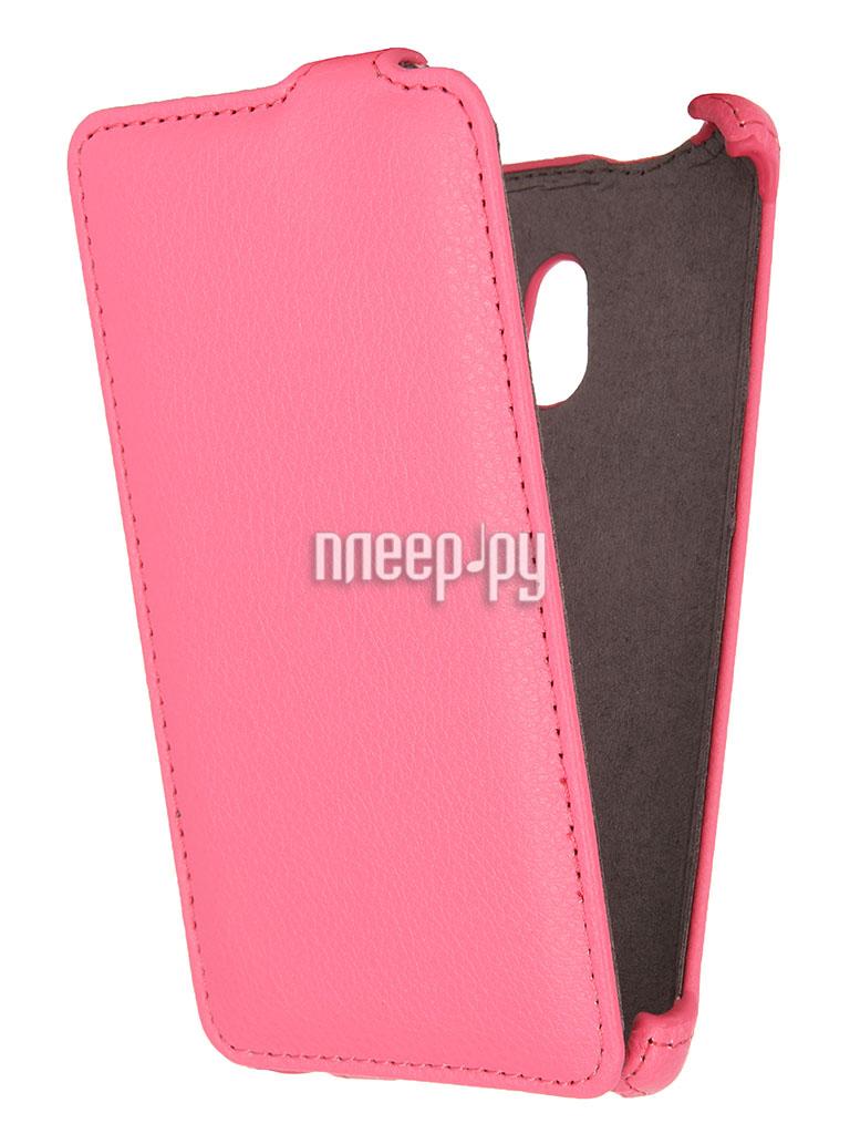 Аксессуар Чехол Nokia XL Dual Sim Gecko Pink  Pleer.ru  1000.000