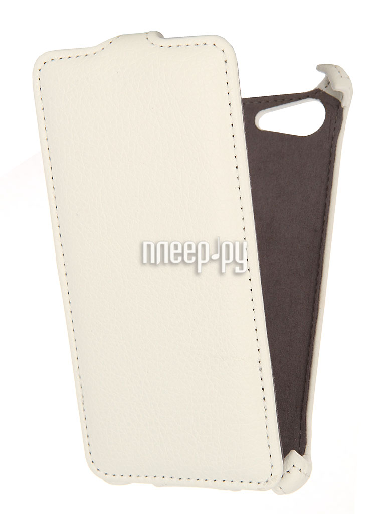 Аксессуар Чехол Sony Xperia E2 / E2 Dual Gecko White  Pleer.ru  1000.000