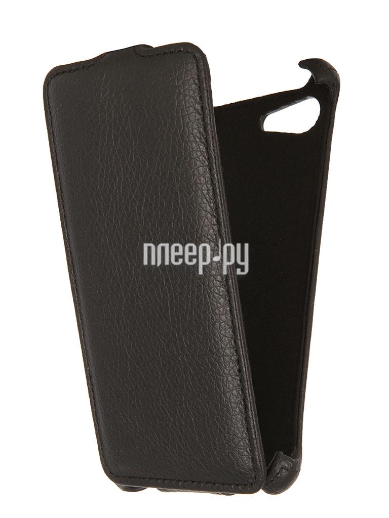 Аксессуар Чехол Sony Xperia E2 / E2 Dual Gecko Black  Pleer.ru  1000.000