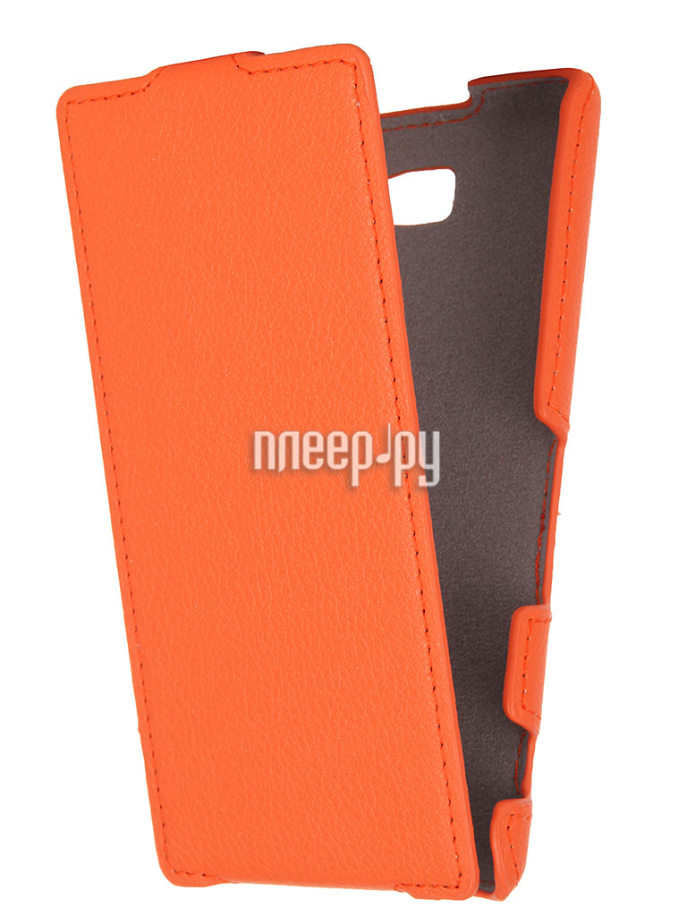 Аксессуар Чехол Sony Xperia M2 D2303 Gecko Orange  Pleer.ru  1000.000