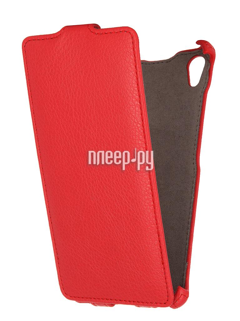 Аксессуар Чехол Sony Xperia Z2 D6502 Gecko Red  Pleer.ru  1000.000