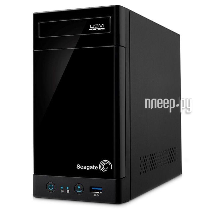 Сетевое хранилище Seagate STBN700  Pleer.ru  6528.000
