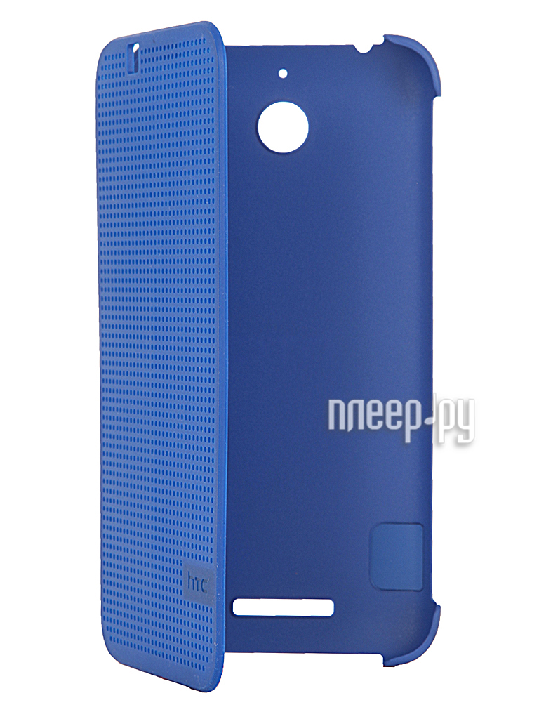 Аксессуар Чехол HTC Desire 510 Dot Case HC M130 Blue  Pleer.ru  1521.000