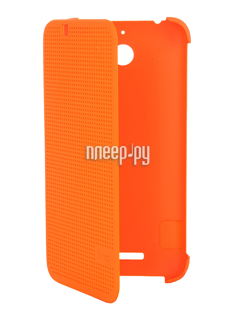 Аксессуар Чехол HTC Desire 510 Dot Case HC M130 Orange  Pleer.ru  1521.000