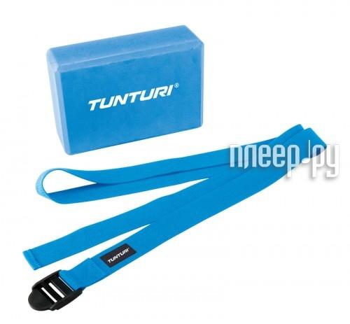 Тренажер Tunturi Yoga Block and Strap Set 11TUSYO013  Pleer.ru  416.000