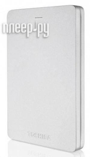 Купить Жесткий диск Toshiba Canvio Alu 2Tb Silver HDTH320ES3CA