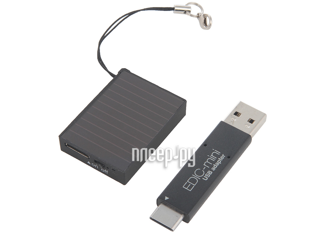Диктофон Edic-mini Tiny 16+ S78-150HQ Black  Pleer.ru  8499.000