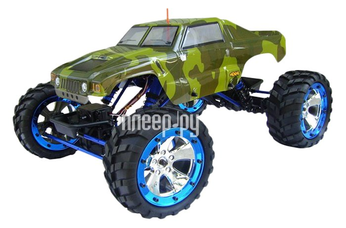 Машина BSD Racing BS702T Rock Crawler 4WD 1:10 REC-0048-02  Pleer.ru  7860.000