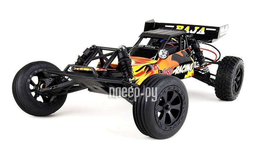 Радиоуправляемая игрушка BSD Racing BS709T Off-Road Buggy 2WD 1:10 REC-0080-02