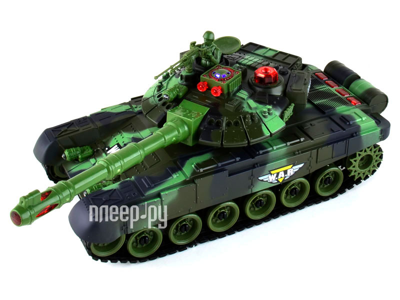 Игрушка Happy Sun R14005 War Tank RTT-0018-01  Pleer.ru  1061.000