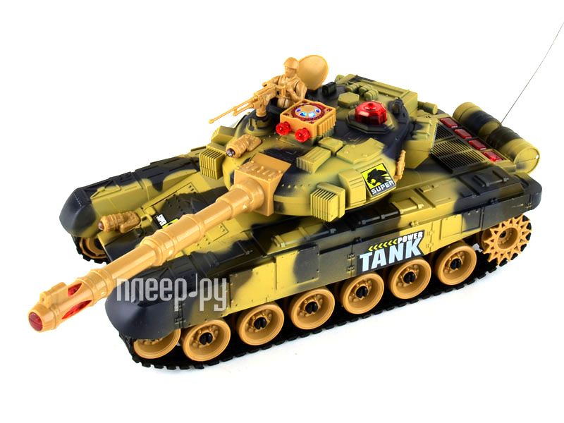 Игрушка Happy Sun R14005 War Tank RTT-0018-02  Pleer.ru  1061.000