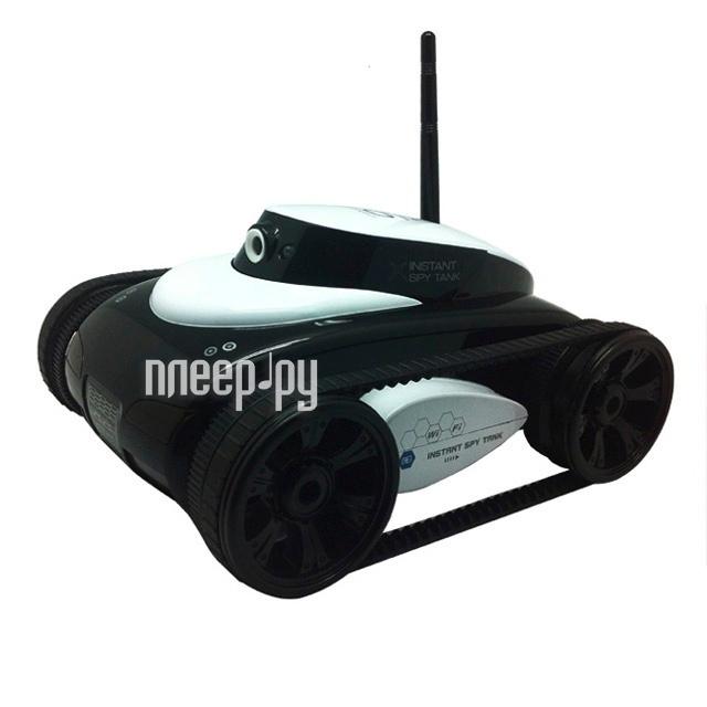 Игрушка iWin Танк разведчик i-spy tank Black  Pleer.ru  4459.000