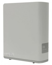 Сетевое хранилище Western Digital My Cloud 6Tb WDBCTL0060HWT