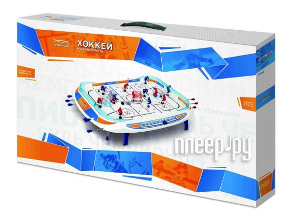 Настольная игра X-Match 87912 - Хоккей  Pleer.ru  2538.000
