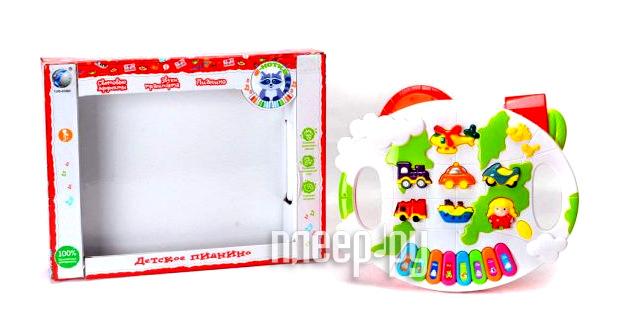 Детский музыкальный инструмент Shantou Gepai Орган Облако 5003  Pleer.ru  409.000