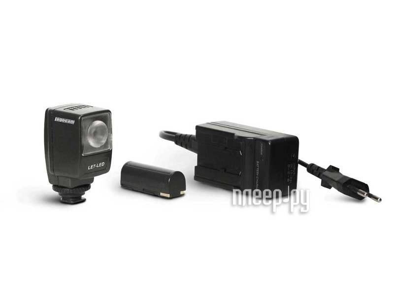 Накамерный свет Logocam LK7 LED  Pleer.ru  6824.000