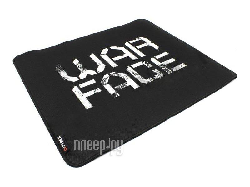 Коврик Qcyber Taktiks Expert Warface QC-04-004DV02  Pleer.ru  500.000