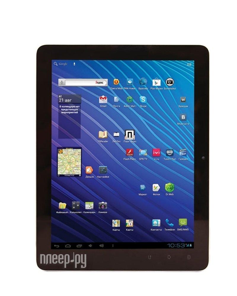 Планшет DEXP Ursus 10EV 3G Silver 0802477 MediaTek MTK8382 1.2 GHz/1024Mb/8Gb/Wi-Fi/Bluetooth/GPS/Cam/10.1/1024x600/Android 4.2  Pleer.ru  5471.000