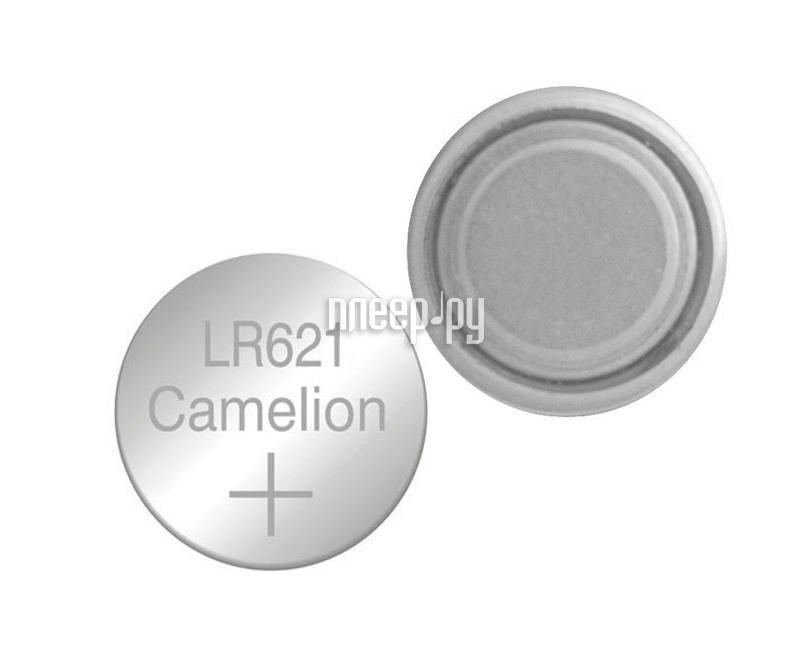 Батарейка Camelion LR621 G1 BL-10 AG1-BP10 (1 штука)