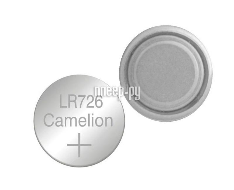 Camelion LR726 G 2 BL-10 AG2-BP10 (1 штука)  Pleer.ru  53.000
