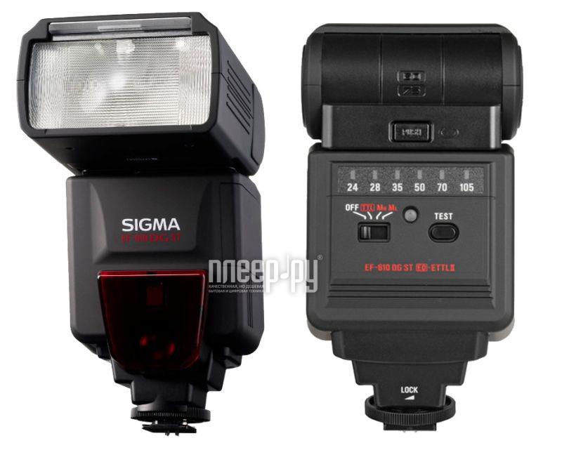 Вспышка Sigma EF 610 DG ST Pentax  Pleer.ru  6447.000