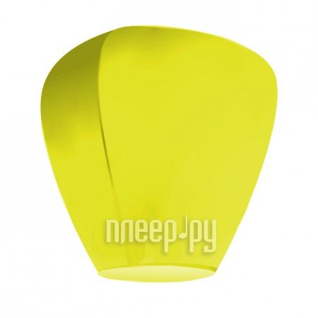 Небесный фонарик Эврика CBS001-011D1 Фонарь желаний Yellow 91672  Pleer.ru  225.000