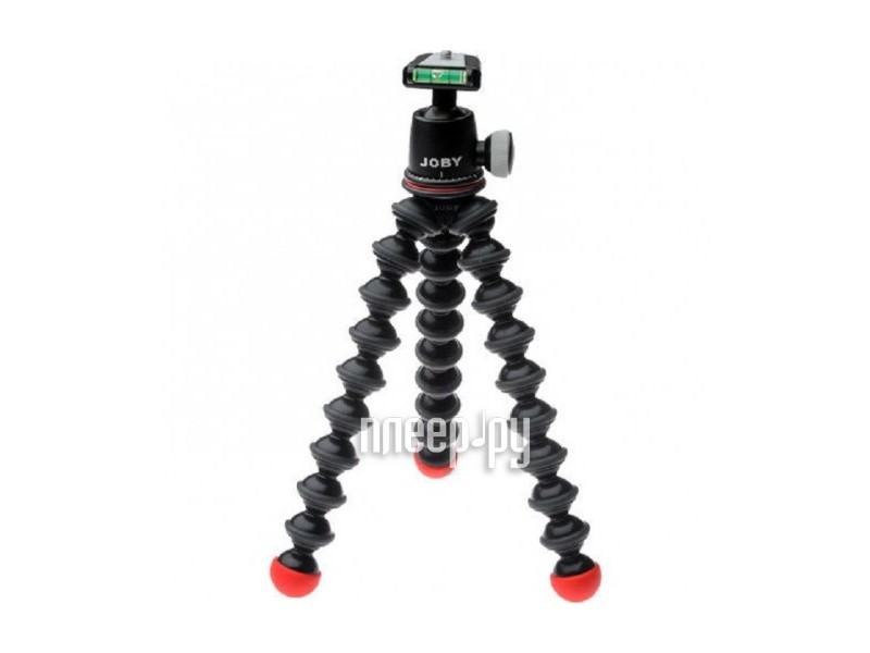 Штатив Joby GorillaPod SLR-Zoom GP3-BREU Black-Red  Pleer.ru  3215.000