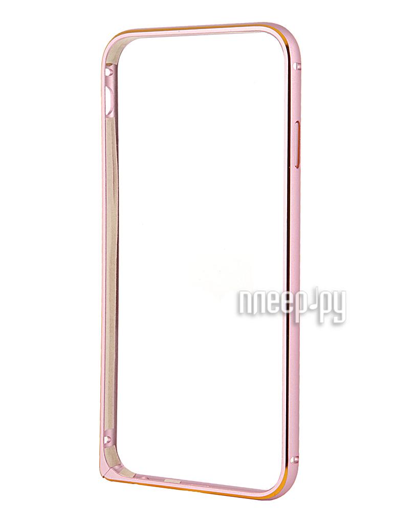 Чехол Ainy for iPhone 6 Transparent QF-A019