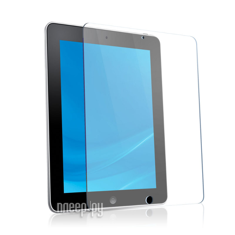 Аксессуар Защитная пленка iPad Air Ainy глянцевая+матовая эконом  Pleer.ru  649.000