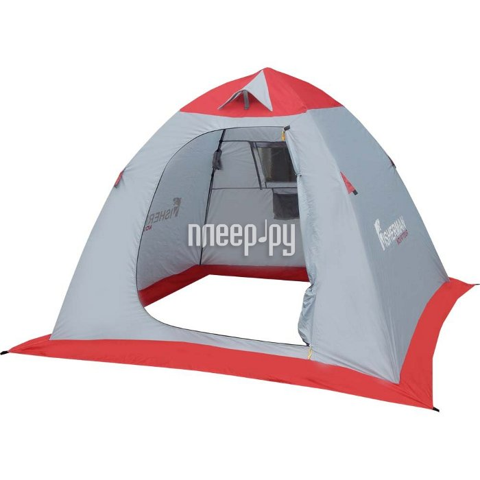 Палатка Nova Tour Нерпа 2 V2 Grey-Red 95326-050-00  Pleer.ru  3410.000