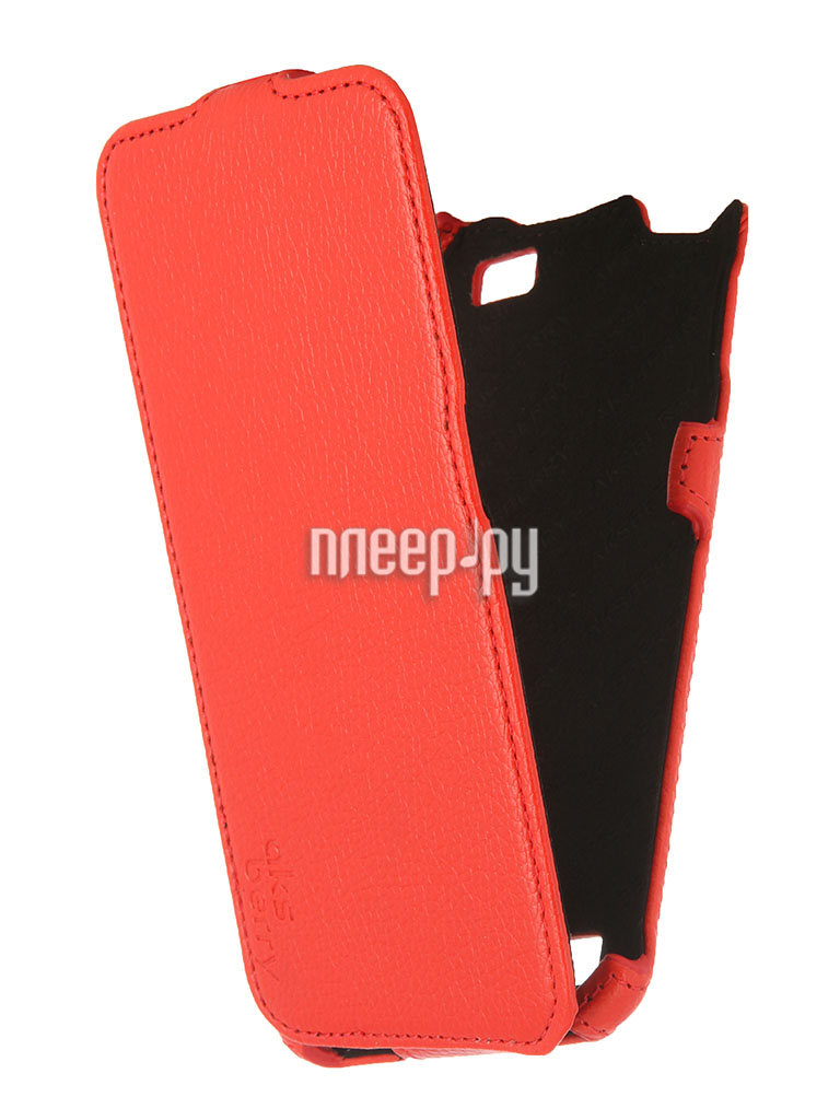 Аксессуар Чехол Explay Diamond Aksberry Red  Pleer.ru  1129.000