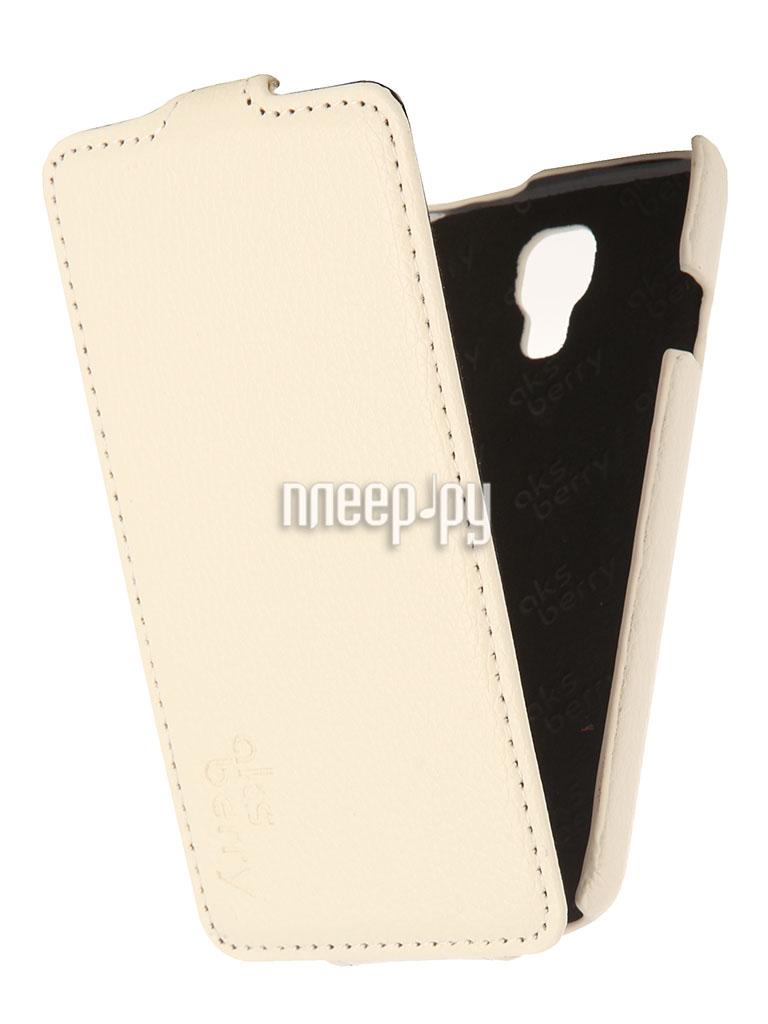 Аксессуар Чехол LG F70 D315K Aksberry White  Pleer.ru  1129.000