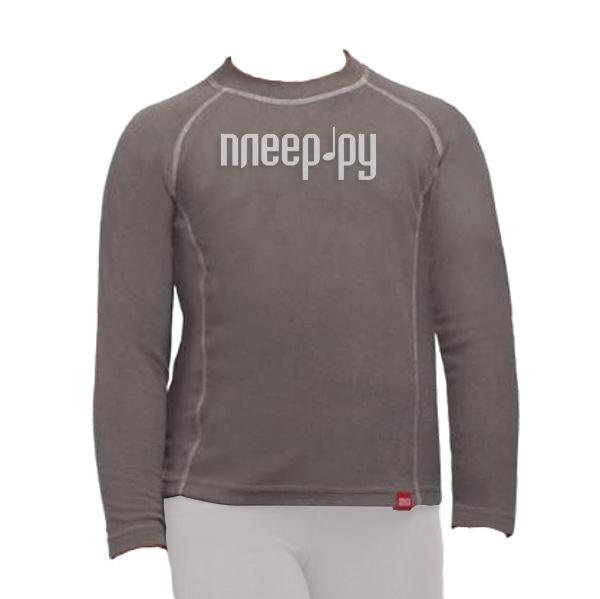 Термобелье Nova Tour Поларис 122/128 Dark-Grey рубашка детская 54303-911-00  Pleer.ru  687.000