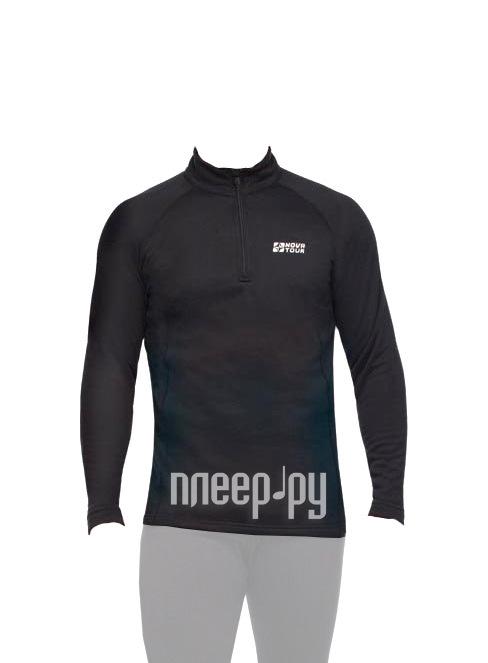 Рубашка Nova Tour Поларис Норд S Black мужская 54333  Pleer.ru  1890.000