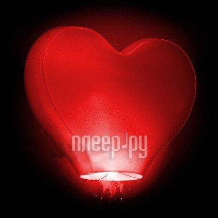 Небесный фонарик Эврика Фонарь желаний Сердце 00230  Pleer.ru  225.000