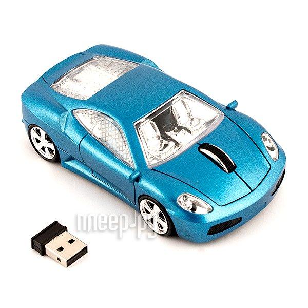 Мышь Эврика Машинка №2 Blue 95489  Pleer.ru  701.000