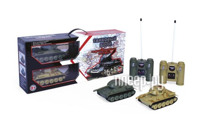 Игрушка BBT Танковый бой T-34 50620  Pleer.ru  1460.000