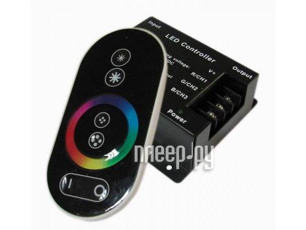 Контроллер LUNA CON RGB RF-TH05-B 216W Black 70055  Pleer.ru  1149.000
